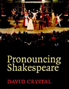 Pronouncing Shakespeare The Globe Experiment